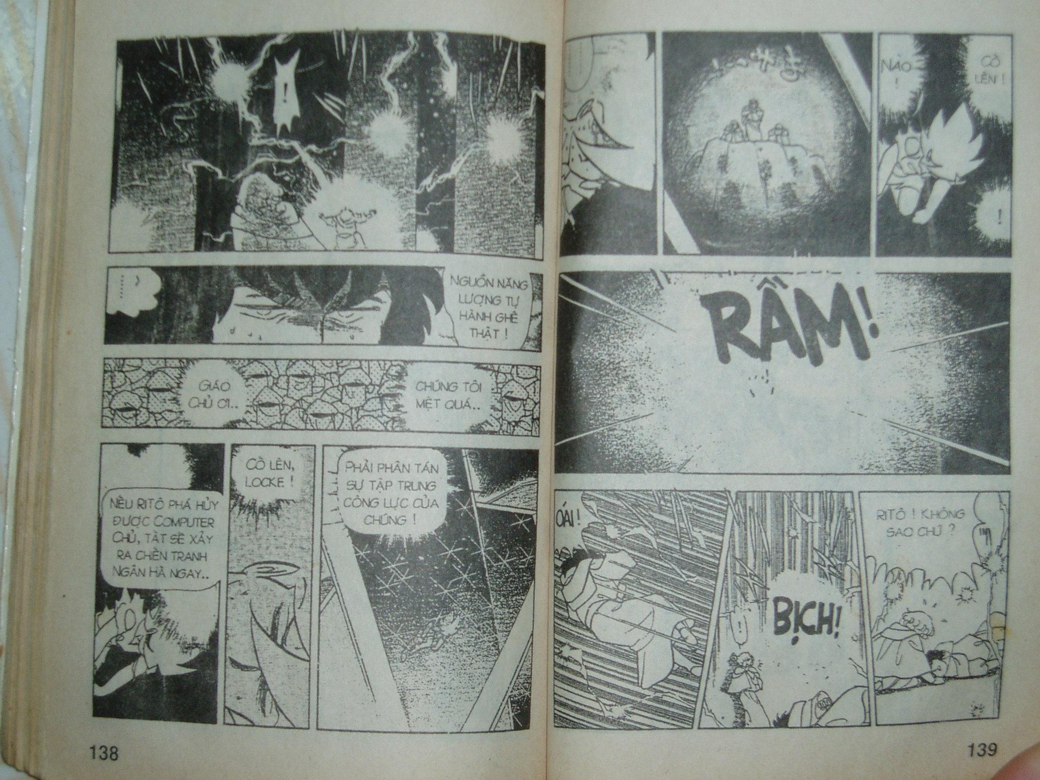 Siêu nhân Locke vol 17 trang 67
