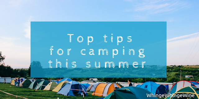 Camping it up in style: Top tips for camping this summer with Halfords