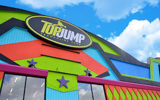 Attraction Top Jump Trampoline Park