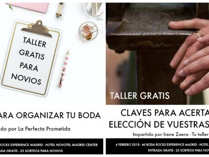 Reserva Talleres Gratis MBRE Madrid 2018