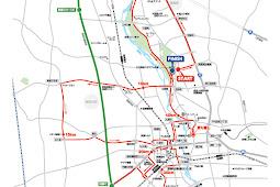ぐんま県民マラソン42.195Kmフルコース決定