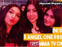 #3 One Pride Angel MMA TV One, Nomer 2 Bikin Salah Fokus
