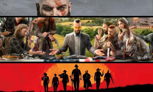 Lista dos jogos mais esperados de 2018