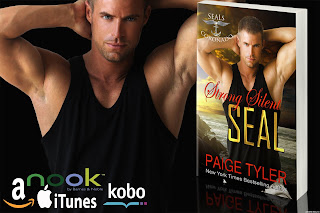 STRONG SILENT SEAL (SEALs of Coronado 2) by New York Times Bestselling Author Paige Tyler