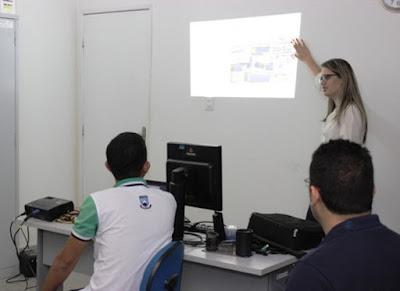 Estagiários da CPMA/CDSA apresentam resultados junto a setores do Centro
