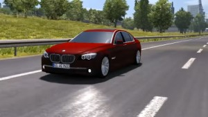 BMW 760 LI car mod