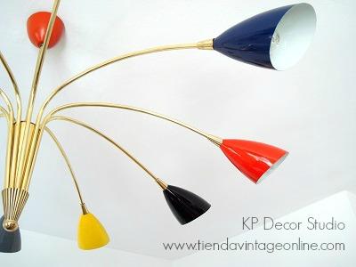tienda de lámparas vintage online marcas icono stilnovo italy 50
