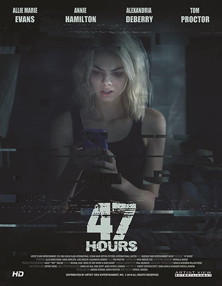47 Hours to Live 2019 English 720p HDRip 800MB