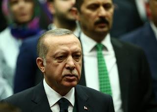 Erdoğan'dan AK Partililere Sert Uyarı