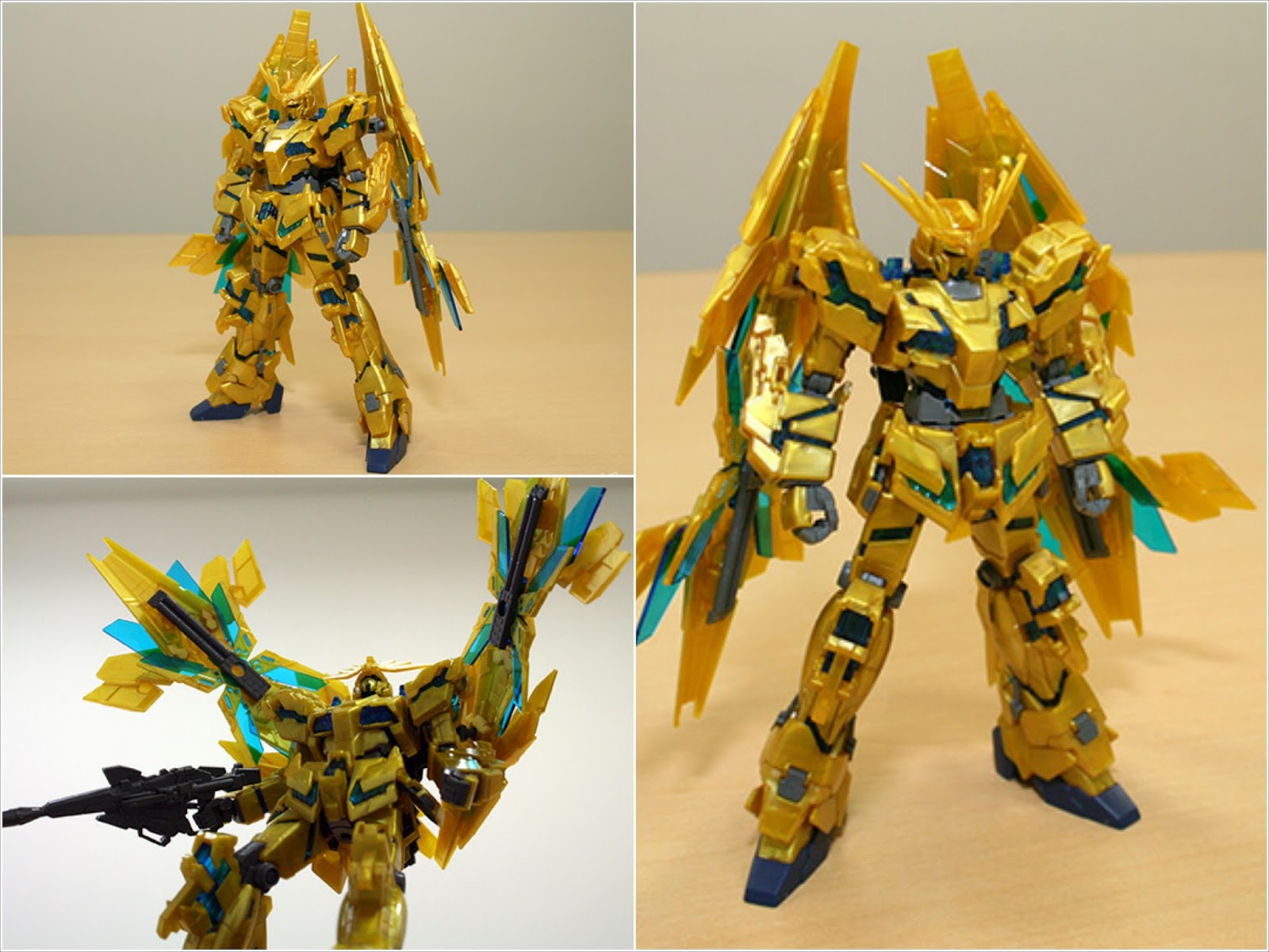Hguc 1 144 Gundam Unicorn Phenex Destroy Mode Ver Gft