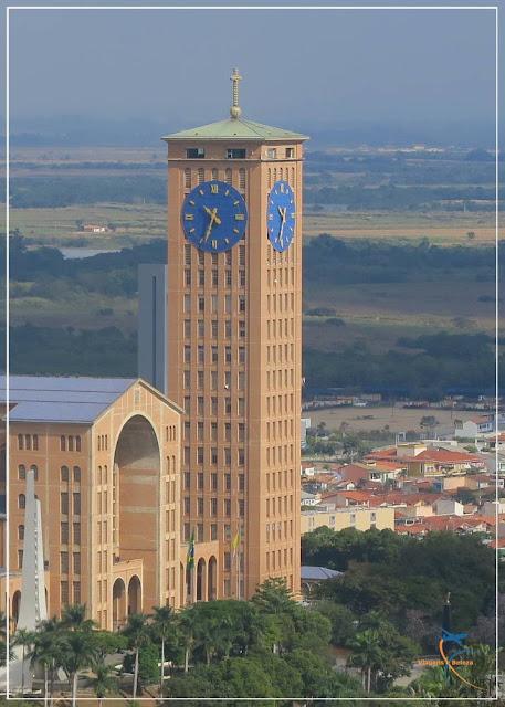 Mirante da Torre do Relógio de Aparecida