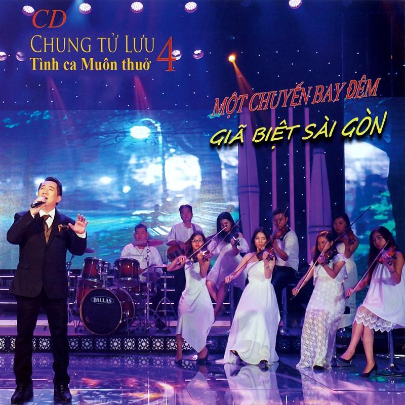 Ca Dao CD - Chung Tử Lưu - Một Chuyến Bay Đêm (NRG)
