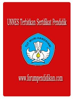 UNNES Terbitkan Sertifikat Pendidik