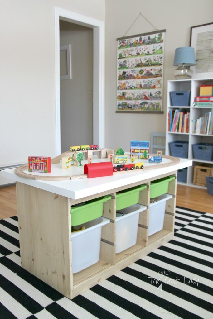 Meble dla dziecka IKEA w wykonaniu własnym cz. 2   Studio Barw - świat wnętrz z dziecięcych snów