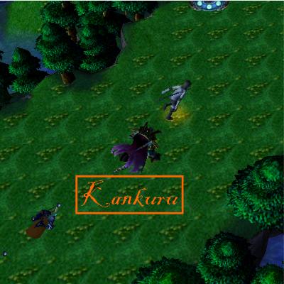 kankuru defend konoha