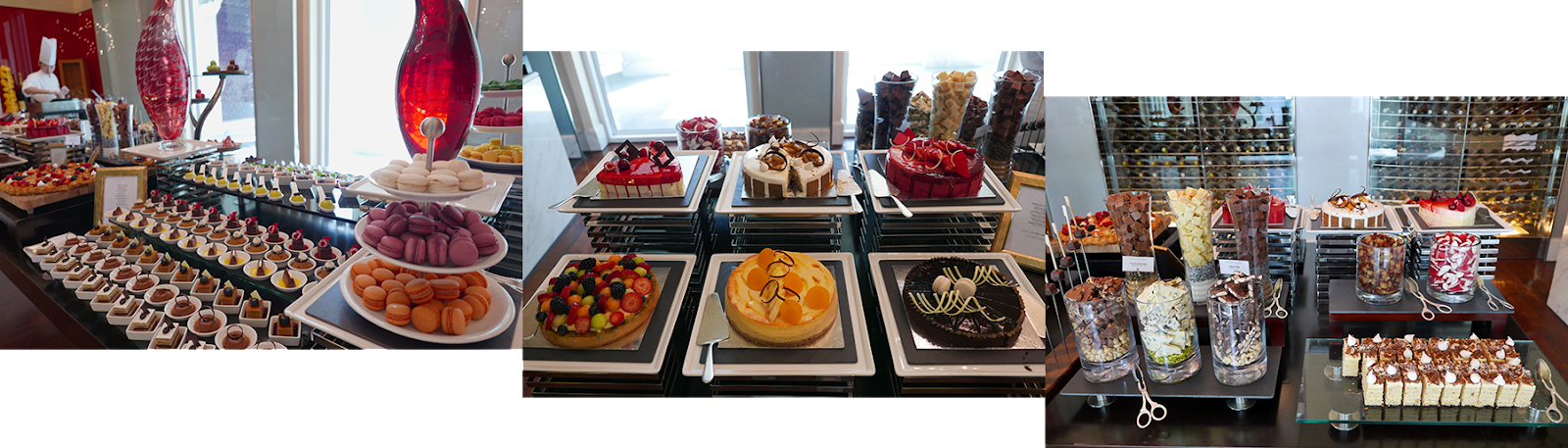 Euriental   luxury travel & style   Brunch at Traiteur, Park Hyatt Dubai