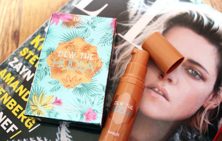 Benefit Dew The Hoola with Elle - Review & Swatches