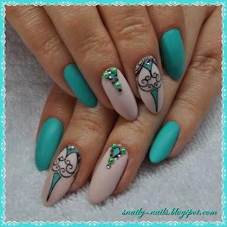 http://snaily-nails.blogspot.com/2017/05/mat-w-subtelnym-duecie.html