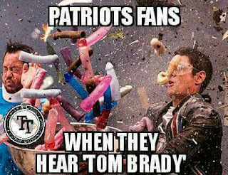 patriots fans when they hear tom brady