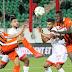 كأس الاتحاد الإفريقي : نهضة بركان ينهزم أمام جاراف دي دكار السنغالي
