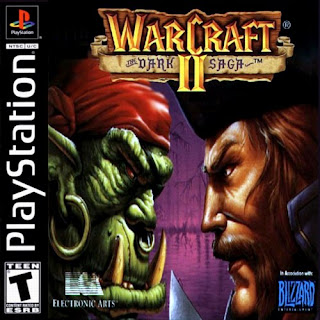 Warcraft II: The Dark Saga cover