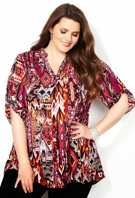 new formal wear shirts and tops for plus size women by avenue from
