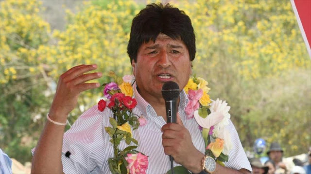 Morales: Chile 'miente' ante la ONU para negar mar a Bolivia