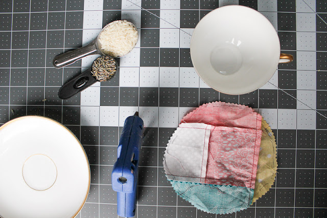 No Sew Teacup Pincushion | www.kimsixfix.com