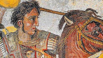 Ελένη Γλύκατζη Αρβελέρ: Στον τάφο στη Βεργίνα είναι θαμμένος ο Μέγας Αλέξανδρος, όχι ο Φίλιππος