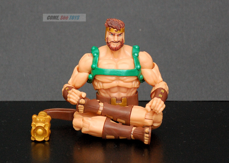 Come, See Toys: Marvel Universe Hercules