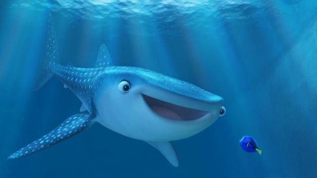 Dory habla cetaceo