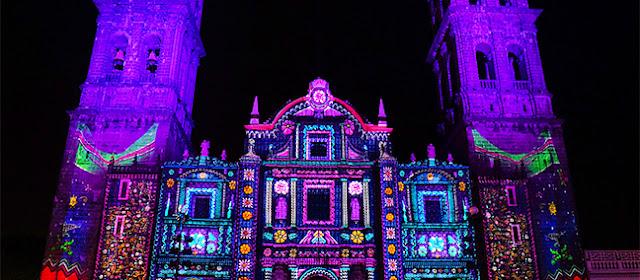 Visita la ciudad de Puebla