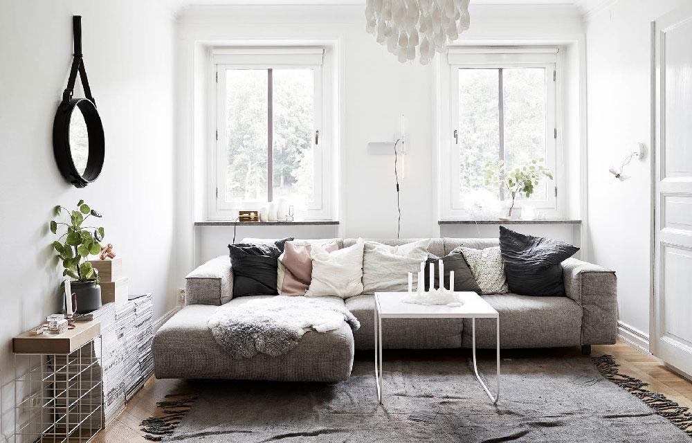 idee e consigli per arredare un soggiorno piccolo