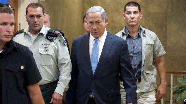 Netanyahu reitera su furia por la presencia de Irán en Siria