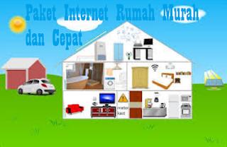 Daftar Lengkap Paket Internet Rumah Murah dan Cepat