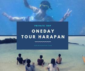paket wisata satu hari pulau harapan jakarta
