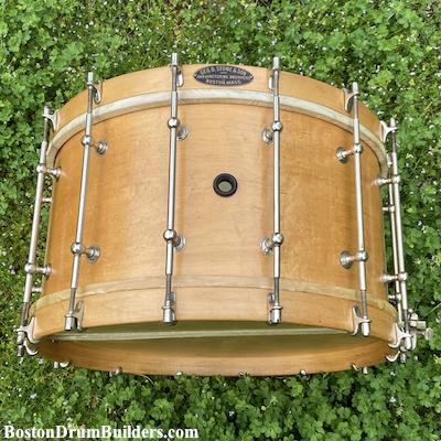 Lee's Stone Field Drum After Restoration