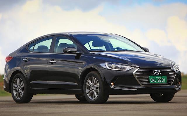 Novo Hyundai Elantra 2017