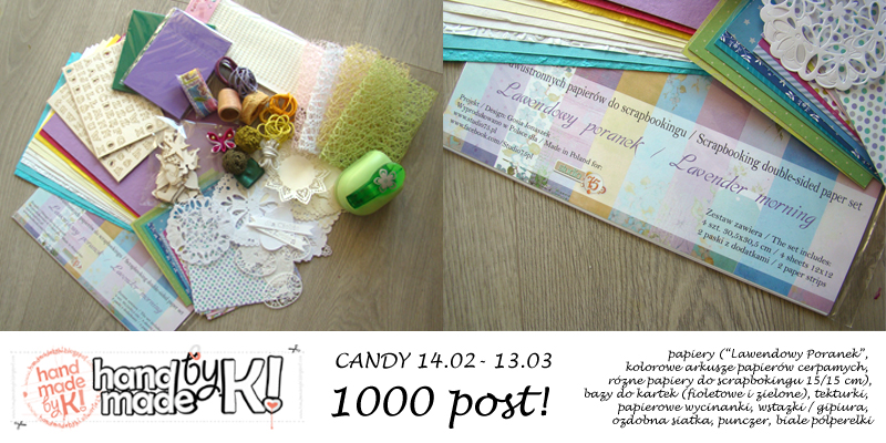Candy w Handmade by Ki