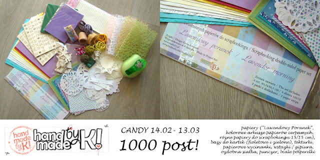 Candy 1000<br><i>13 marca</i>