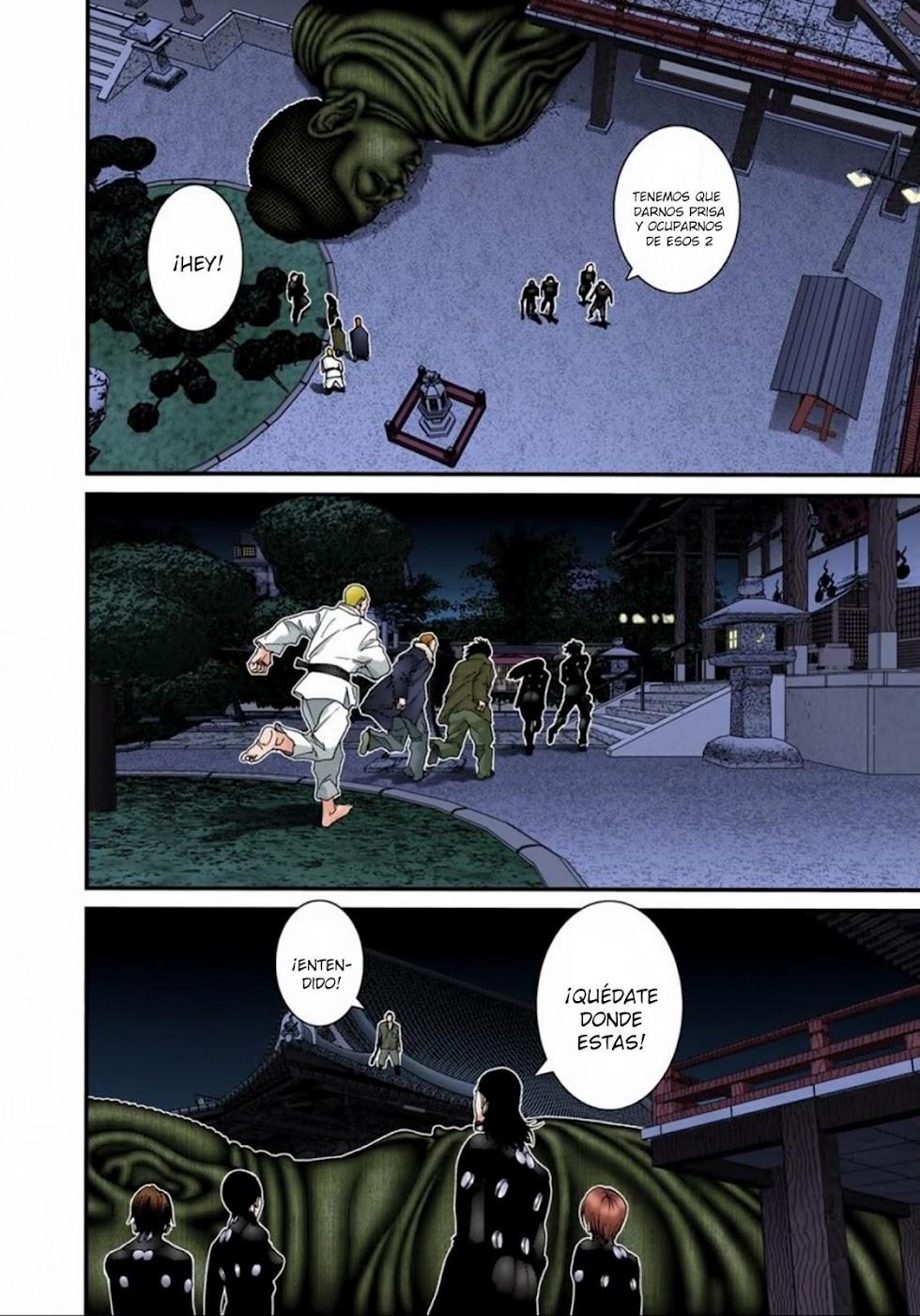 Gantz Chap 74: Matanza trang 12