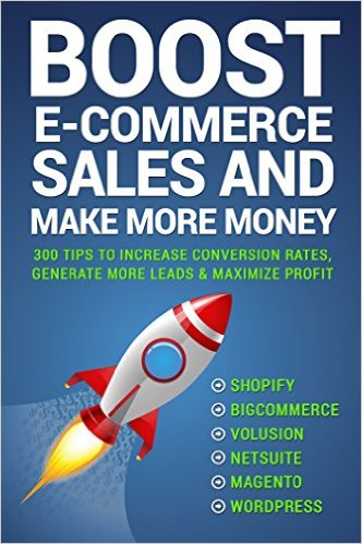 Boost e-commerce sale and make more money