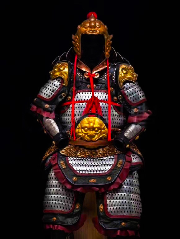 heavy song dynasty armor 宋朝重甲