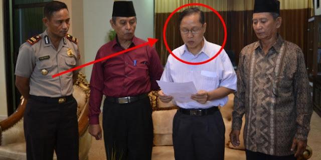 Inilah Pelaku Pengirim Paket Injil Gratis di Sulawesi Tengah, Sekarang Berhasil Ditangkap!