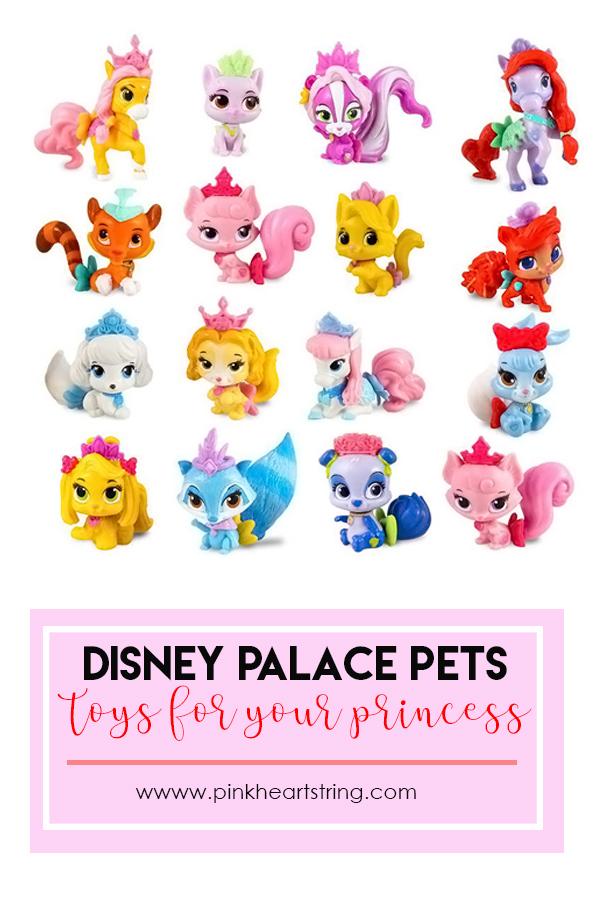 Disney Palace Pets Toys