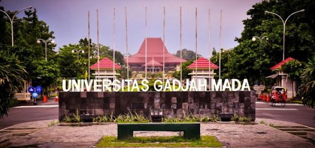 PENERIMAAN CALON MAHASISWA BARU ( UGM ) 2018-2019  UNIVERSITAS GADJAH MADA