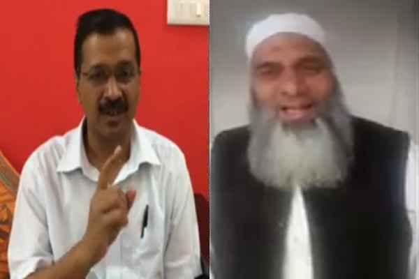 arvind-kejriwal-slammed-by-a-muslim-in-delhi-over-muslim-votebank