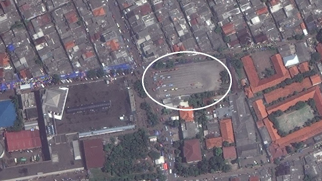 INFO JAKARTA: TERMINAL BIS KLENDER, JAKARTA