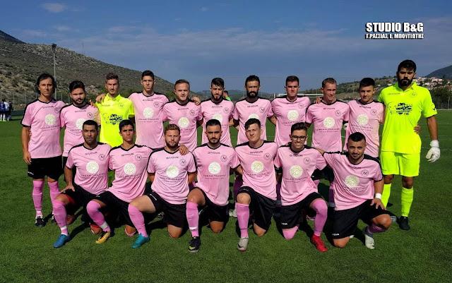 Με 3-0 στην παράταση απέναντι στον Αργοναύτη προκρίθηκε ο Αριστείωνας στην επόμενη φάση του Κυπέλλου