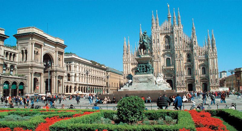 Milán, ciudades europeas donde viajar